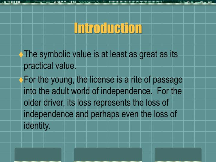 Introduction3