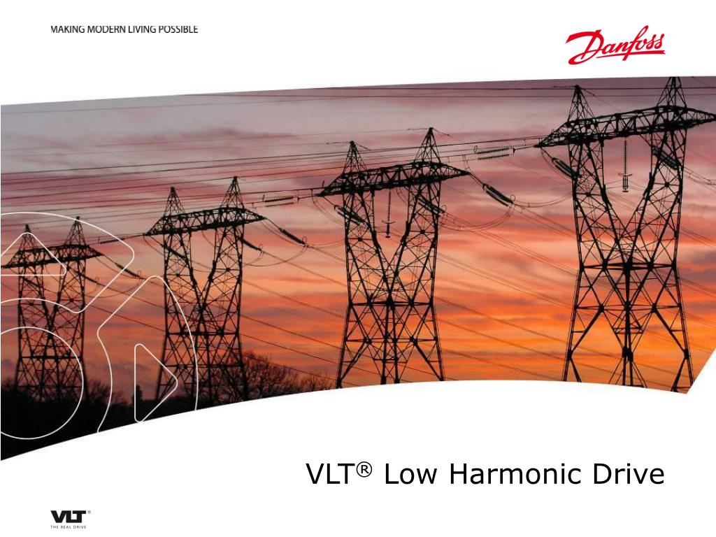 vlt low harmonic drive l.