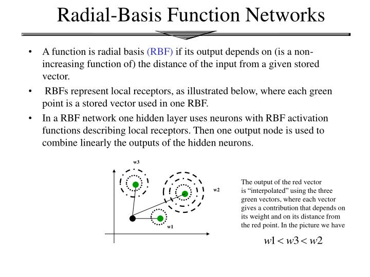 Ppt radial basis functions powerpoint presentation id:1460870.