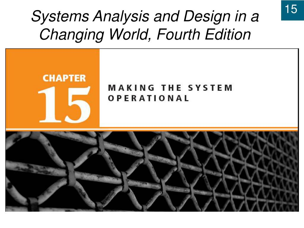 Ppt Systems Analysis And Design In A Changing World Fourth Edition Powerpoint Presentation Id 745900