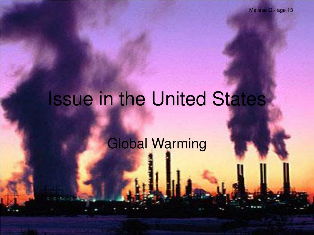 issue in the united states l.