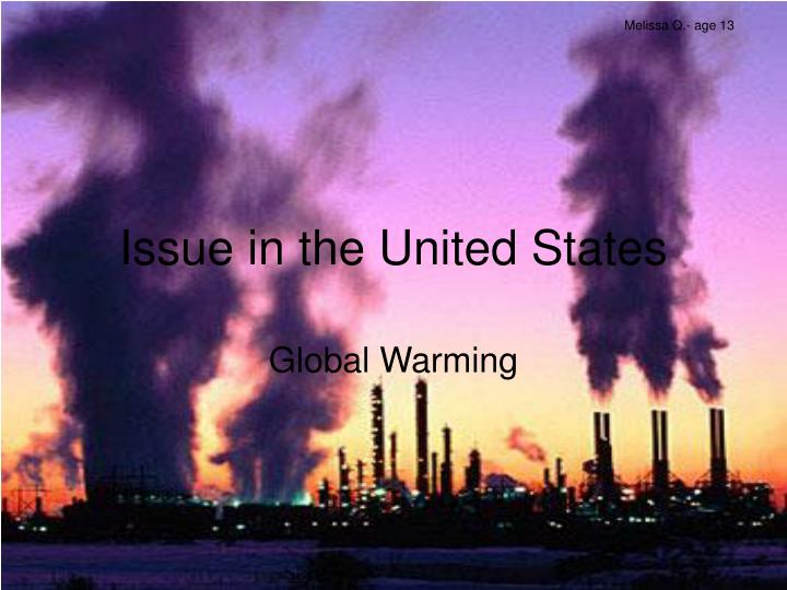 issue in the united states n.