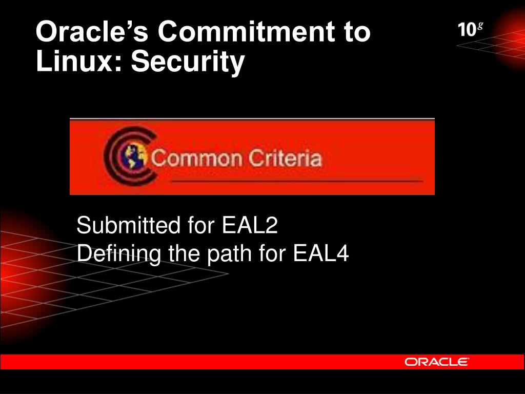 Oracle's Commitment to