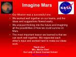 imagine mars