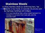 stainless steels43