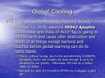 global cooling17