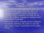 global warming claim 3 we can stop it42