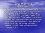 global warming interesting quotes83