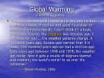 global warming interesting quotes84