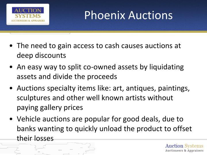 Phoenix auctions3