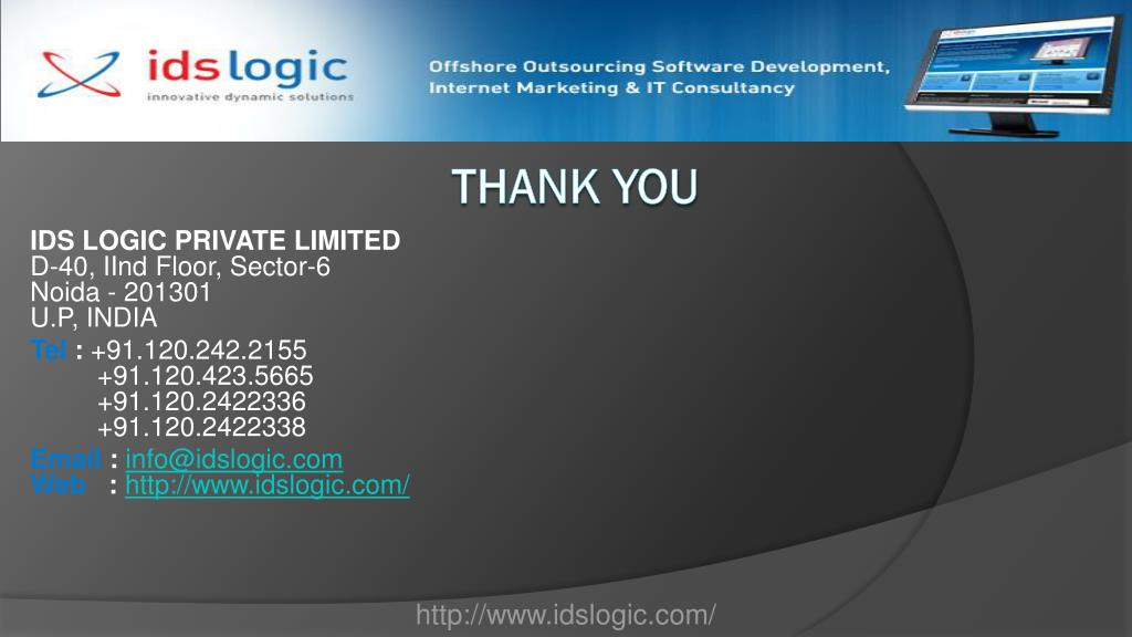 IDS LOGIC