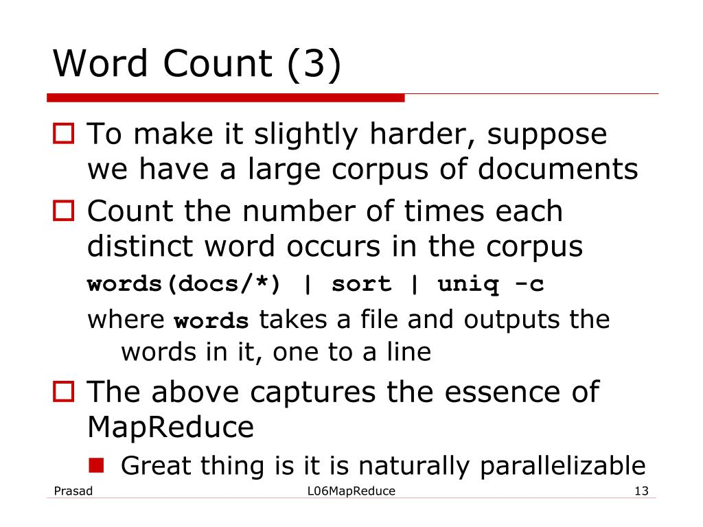 Word Count (3)