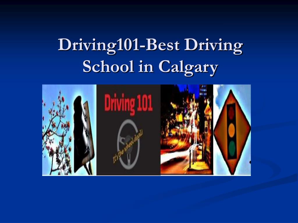 driving101 best driving school in calgary l.