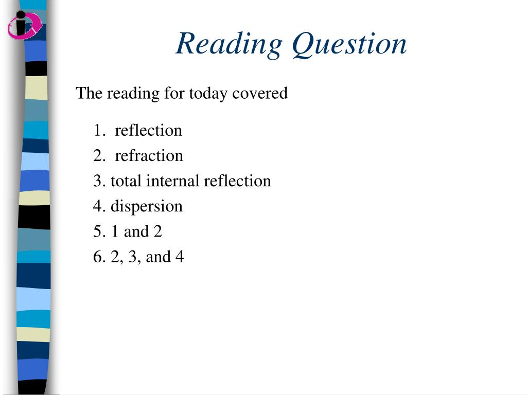 Reading Question