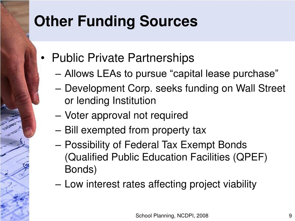Other Funding Sources