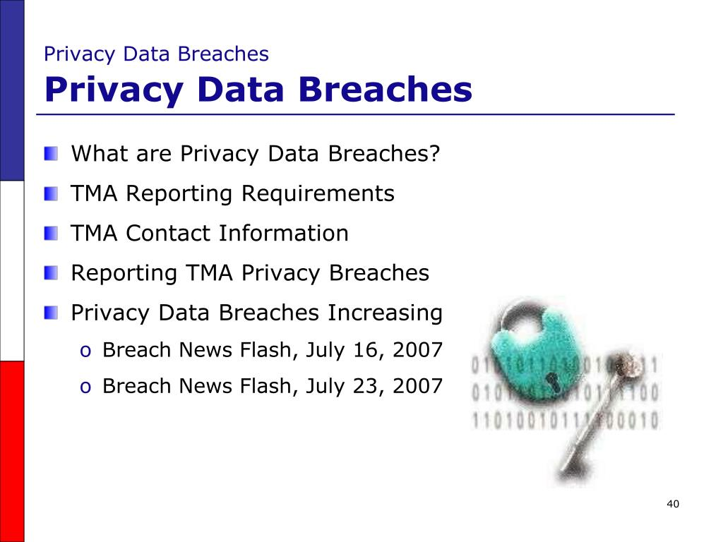 PPT - TMA Privacy Act Refresher Training PowerPoint