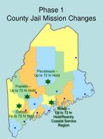 phase 1 county jail mission changes