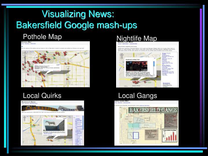 Visualizing News:
