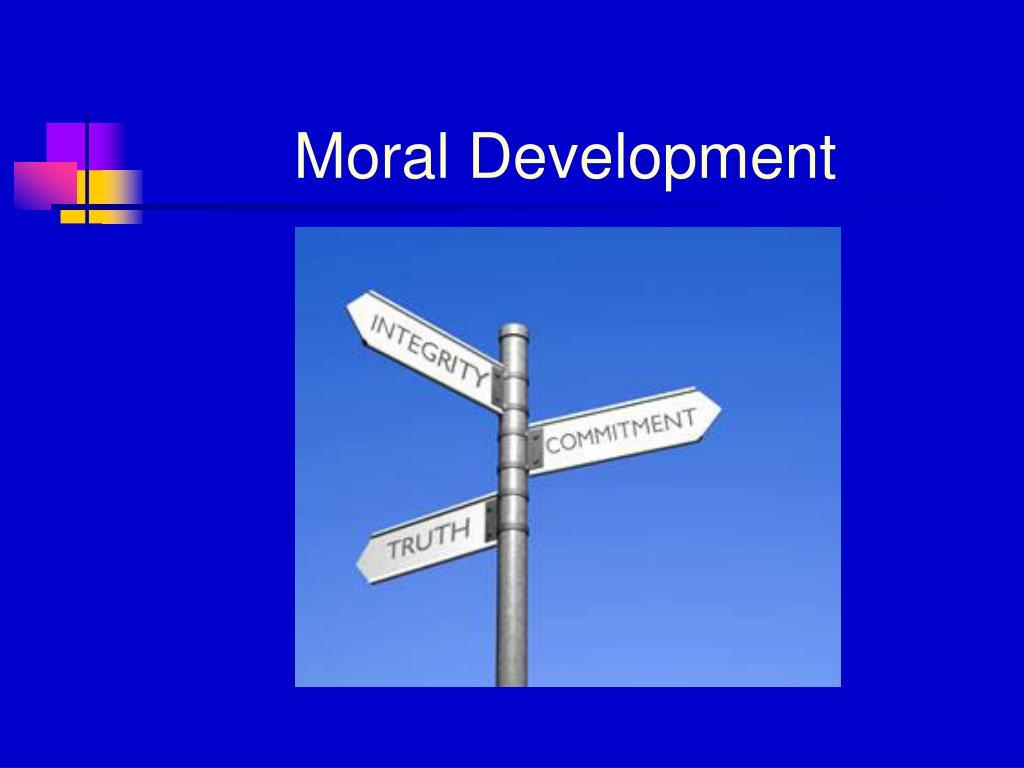 moral development l.