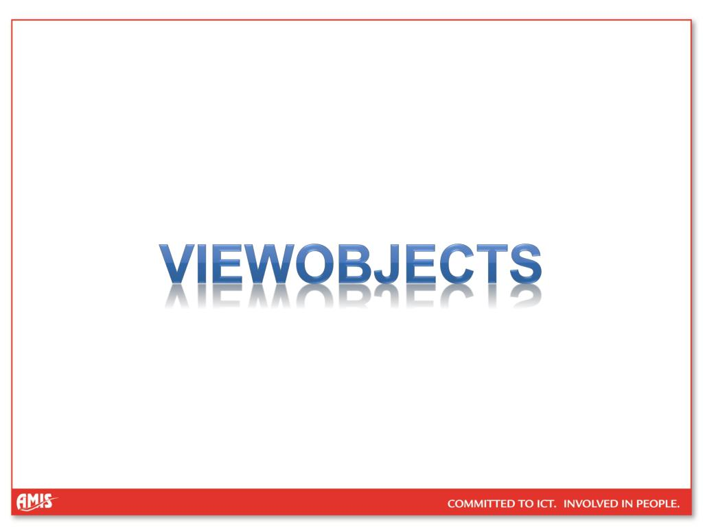 vIEWOBJECTS