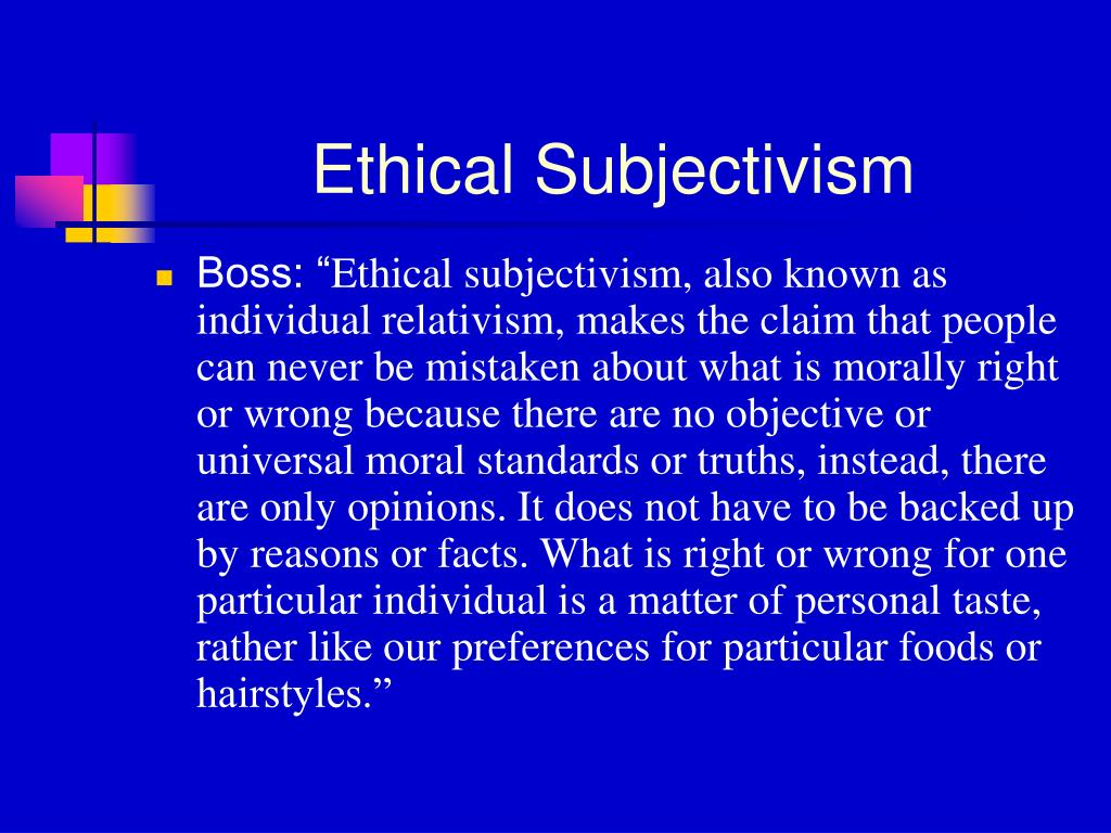 ethical relativism animal rights
