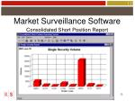 market surveillance software32
