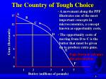the country of tough choice1