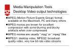 desktop video output technologies11