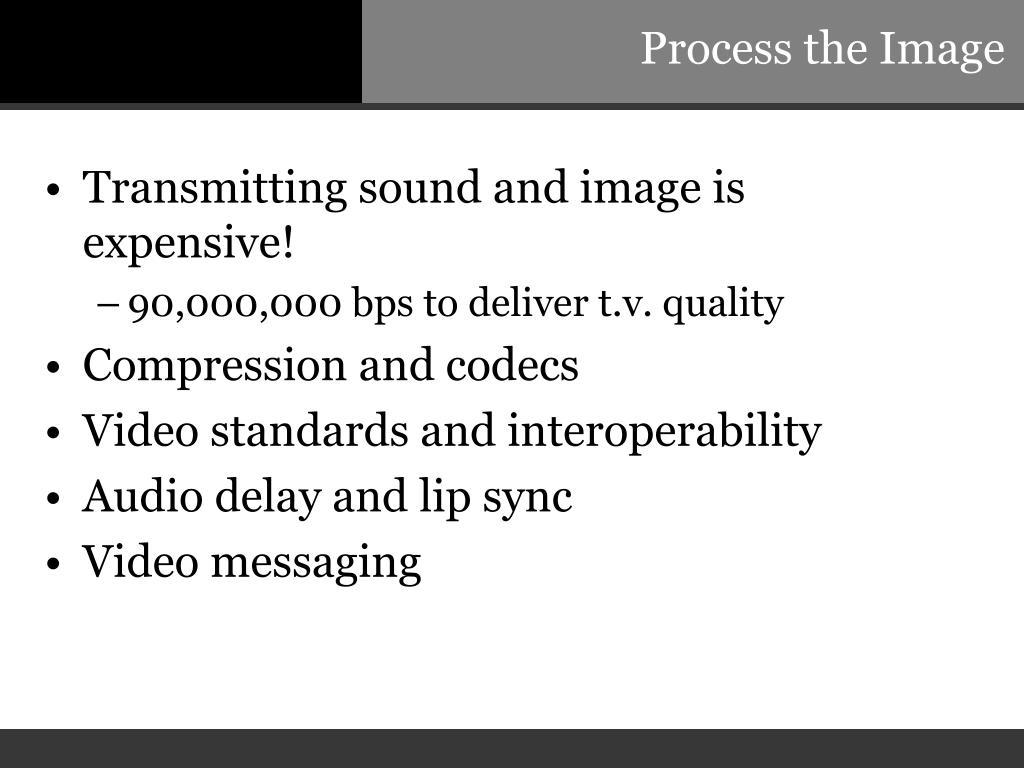 Process the Image