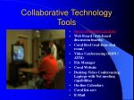collaborative technology tools