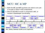 mcu mc mp62