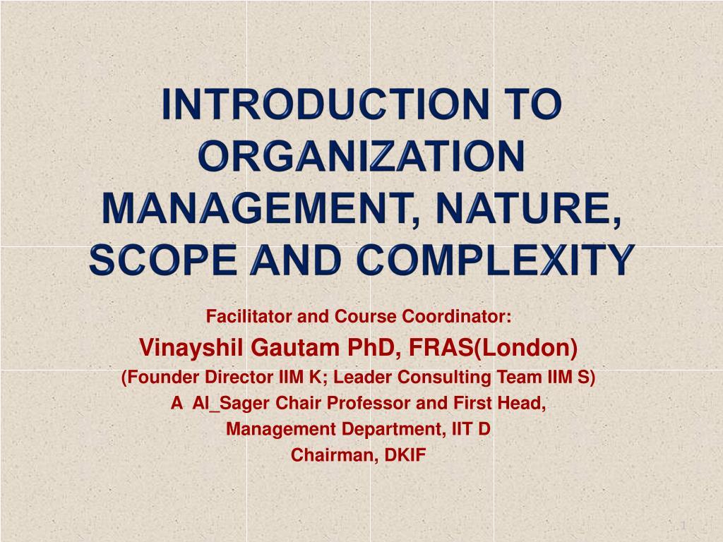 Project management organization control ppt elements png.