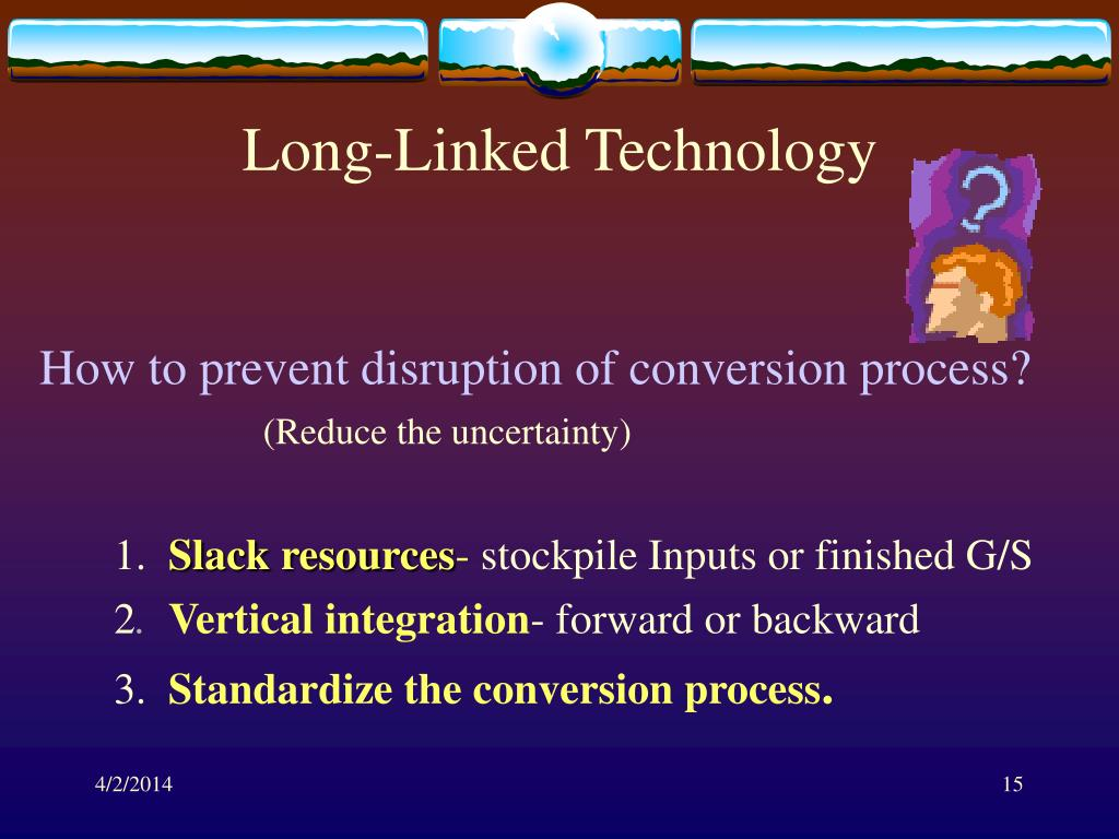 Long-Linked Technology