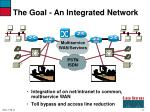 the goal an integrated network
