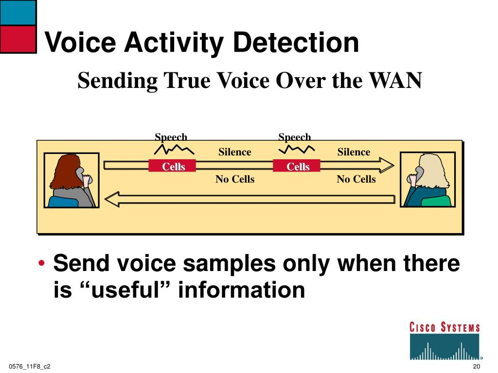 Voice Activity Detection