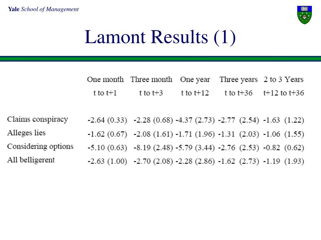 Lamont Results (1)