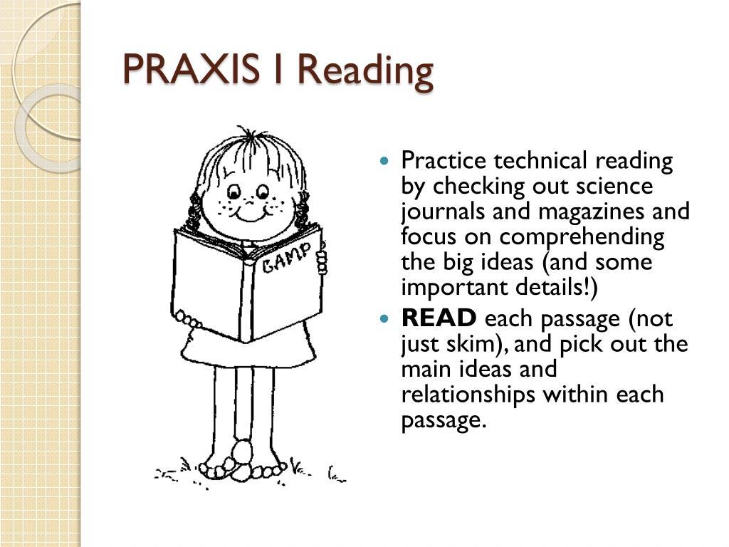 PRAXIS I Reading