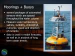 moorings buoys