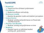 testscope