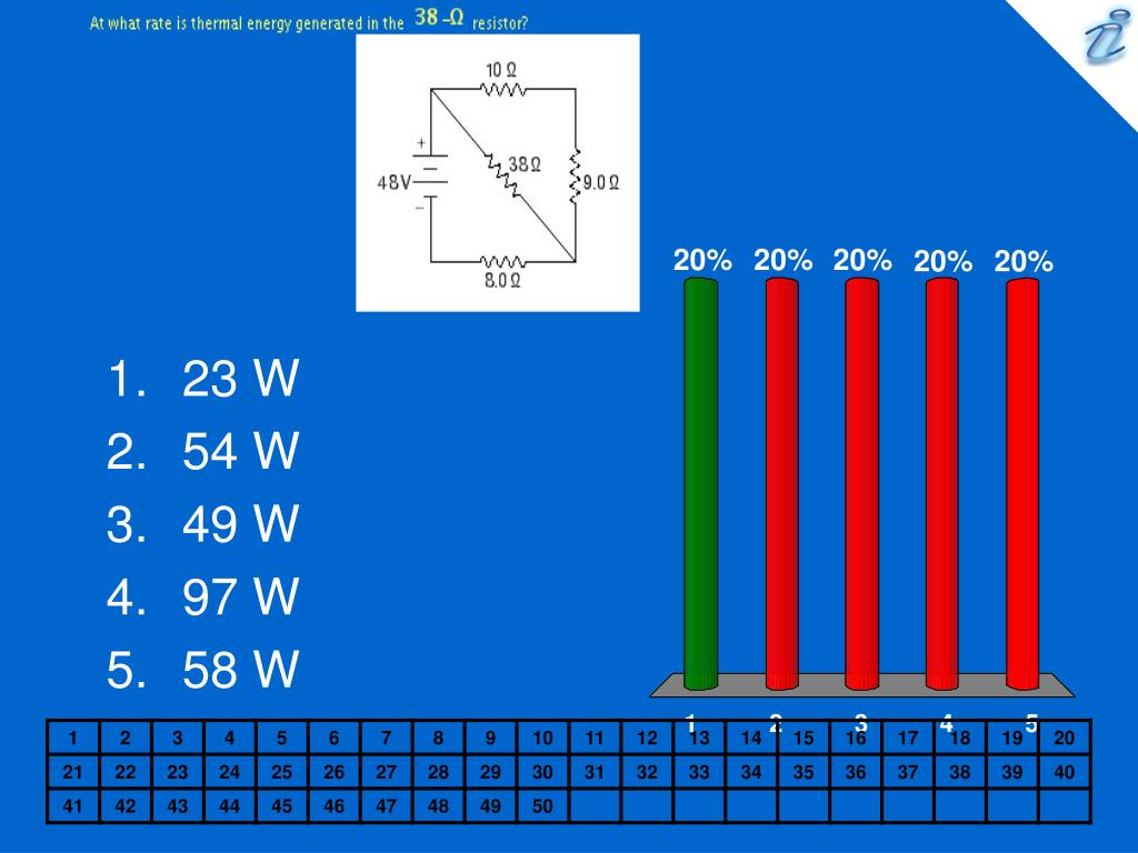 at what rate is thermal energy generated in the image resistor applet l.