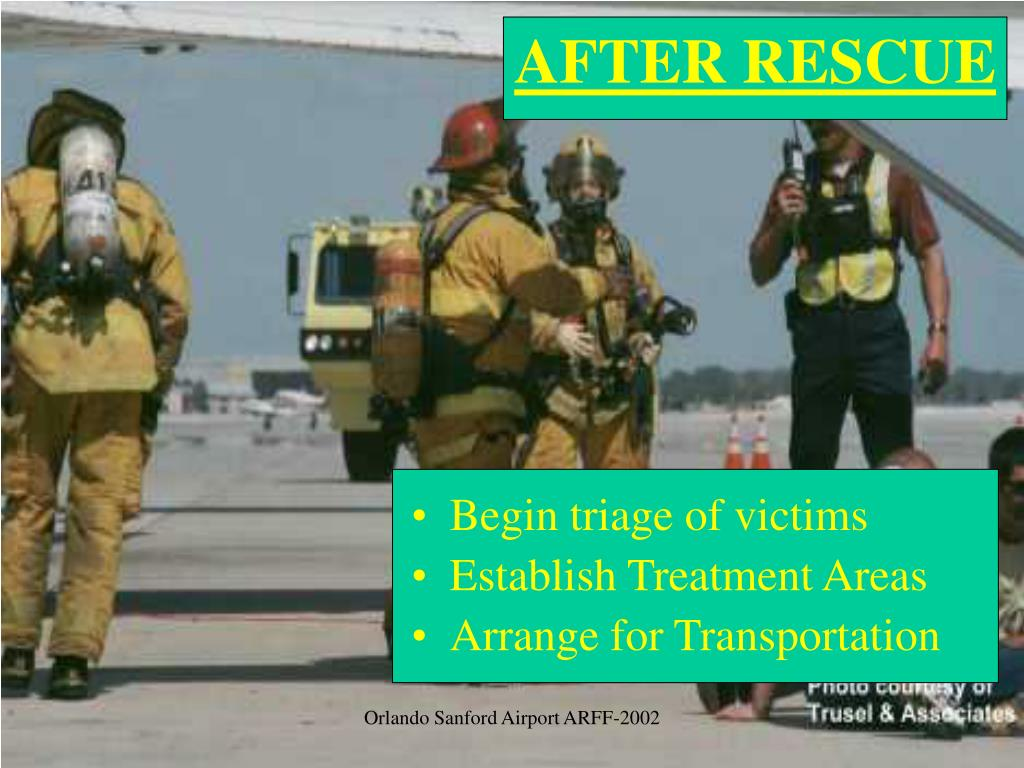 AFTER RESCUE