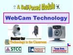 webcam technology