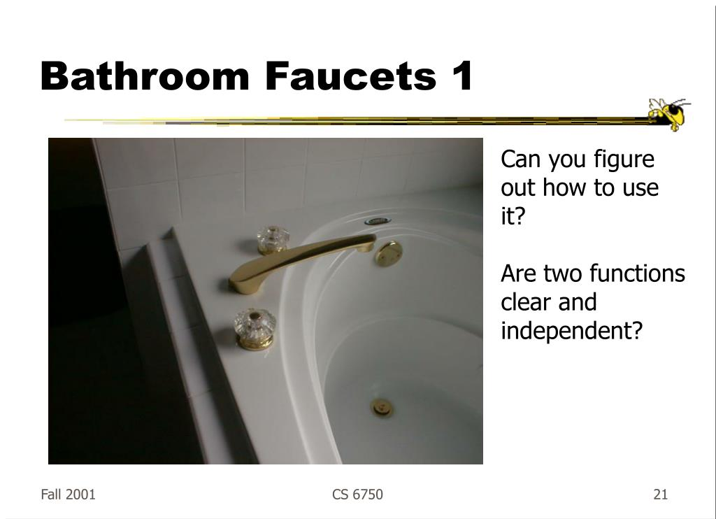 Bathroom Faucets 1