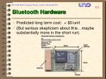 bluetooth hardware