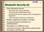 bluetooth security 2