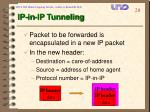 ip in ip tunneling