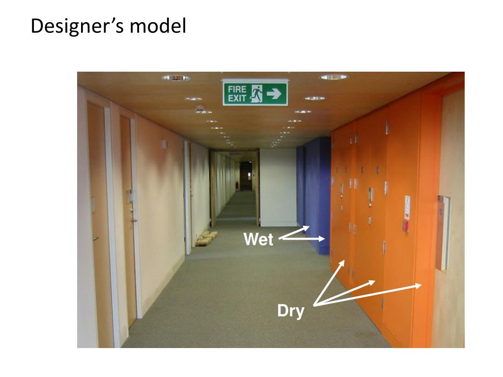 Designer's model