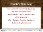 dwelling summary30