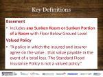 key definitions5