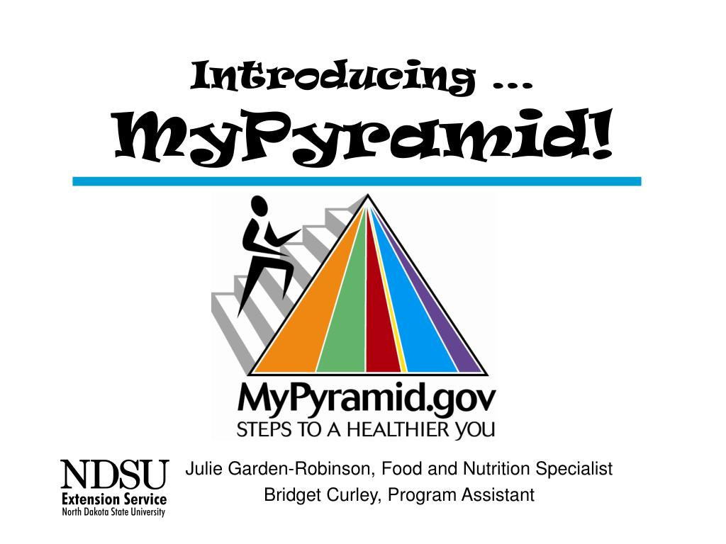 introducing mypyramid l.